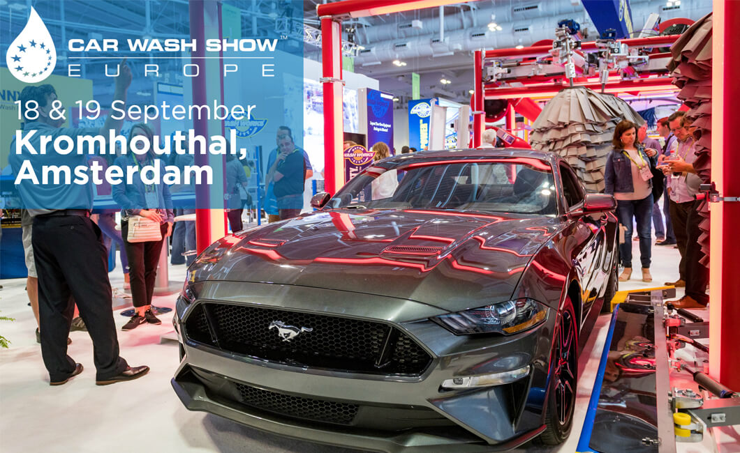 Blast staat 18 & 19 september op Car Wash Show Europe